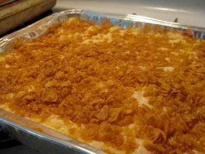 Funeral Potatoes Recipe