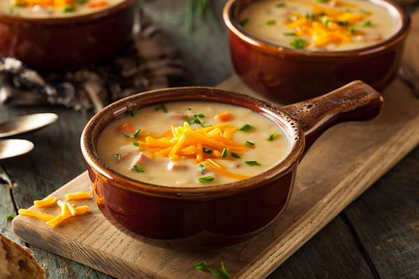 Garlic, Cheddar & IPA Soup Recipe