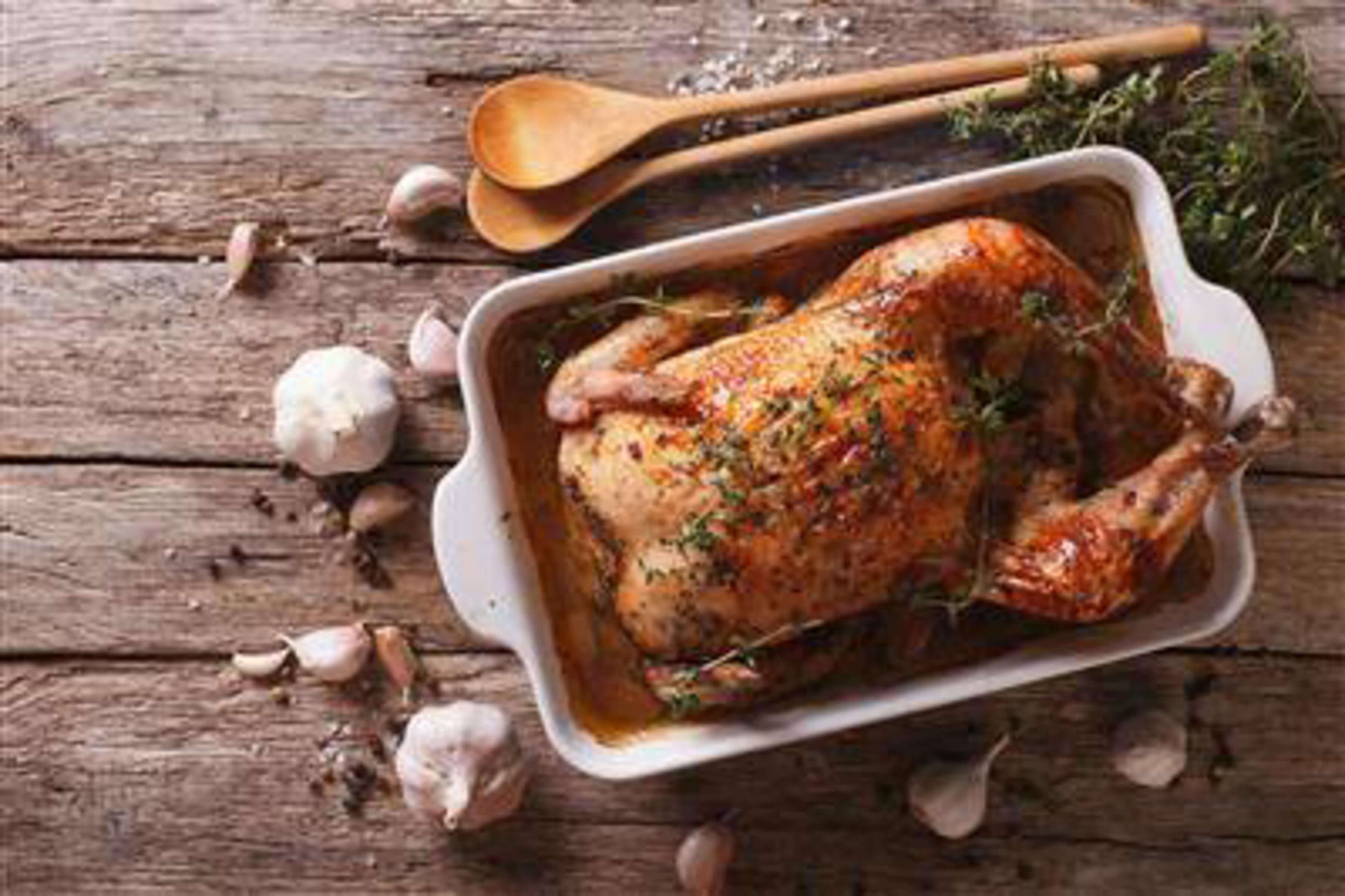 Garlic Chicken With Garlic Gluttony Sauce Recipe | RecipeSavants.com