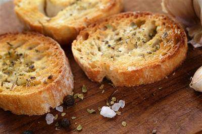 Garlic Crostini Recipe