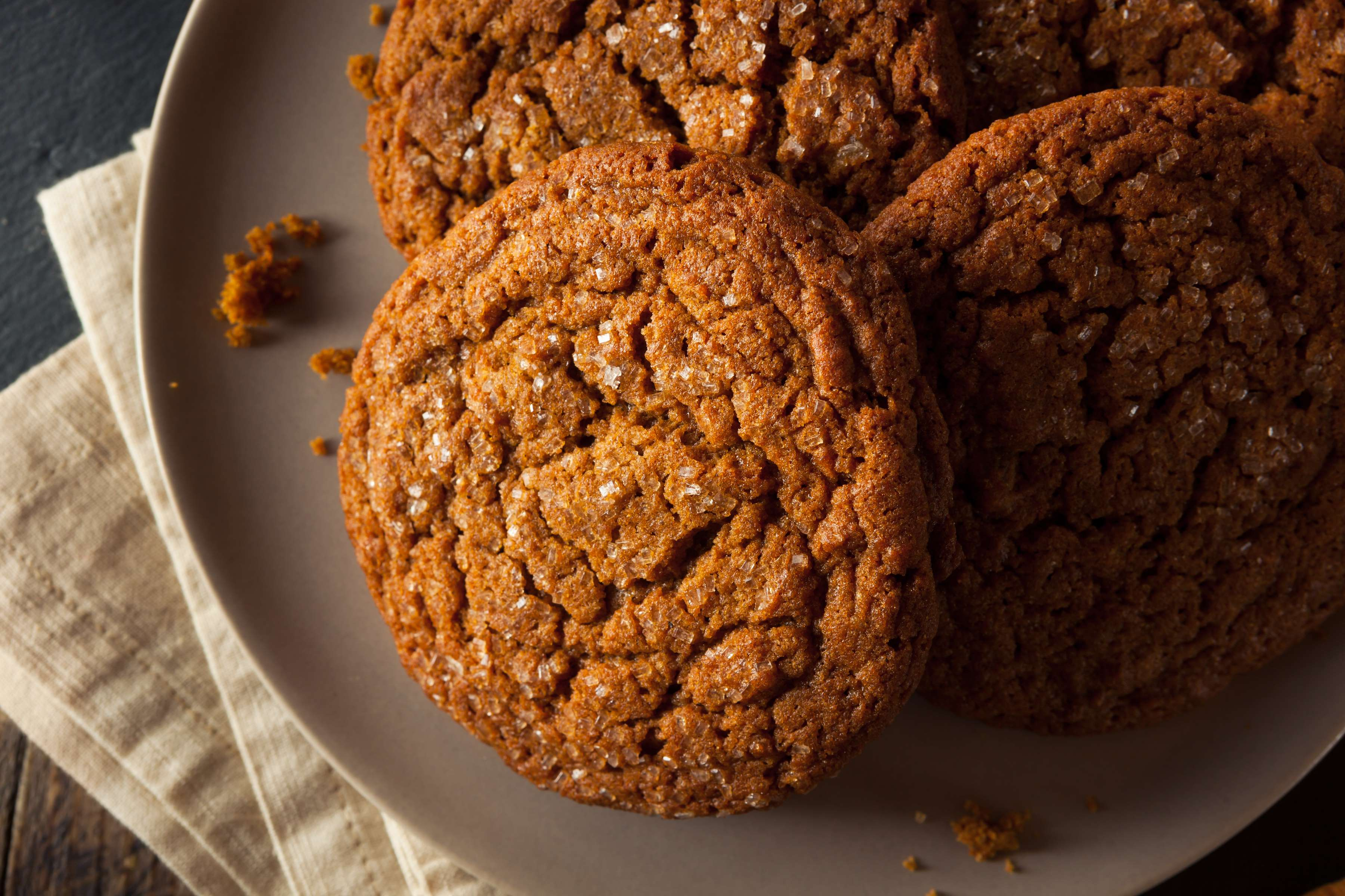 Ginger Cookies Recipe | RecipeSavants.com