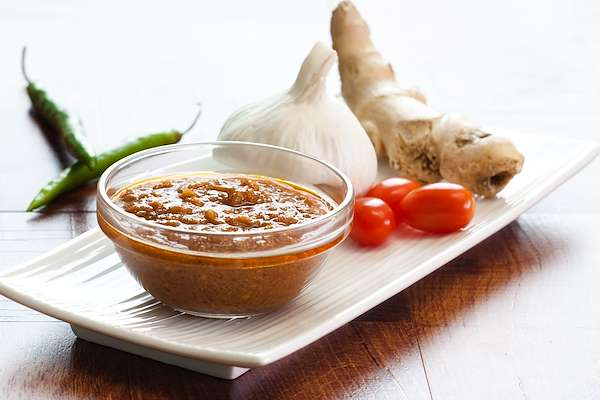 Ginger Sauce Recipe