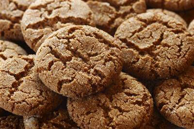 Orginal Recipe For Gingersnap Cookies - easy American recipe easy Eggs,Dairy,Grains recipe