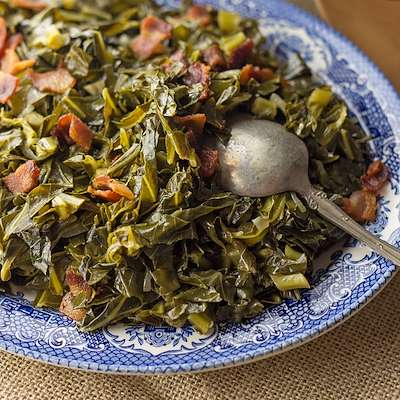 ChefBear Complete Meals - Stewed Collard Greens