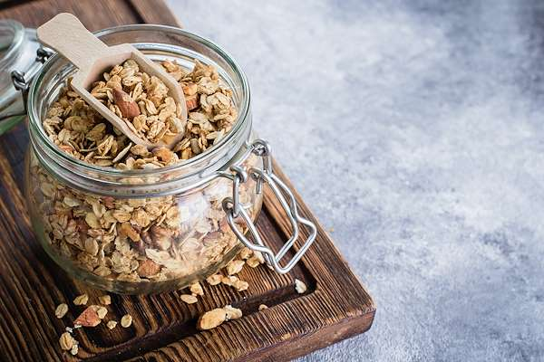Granola Trail Mix Recipe