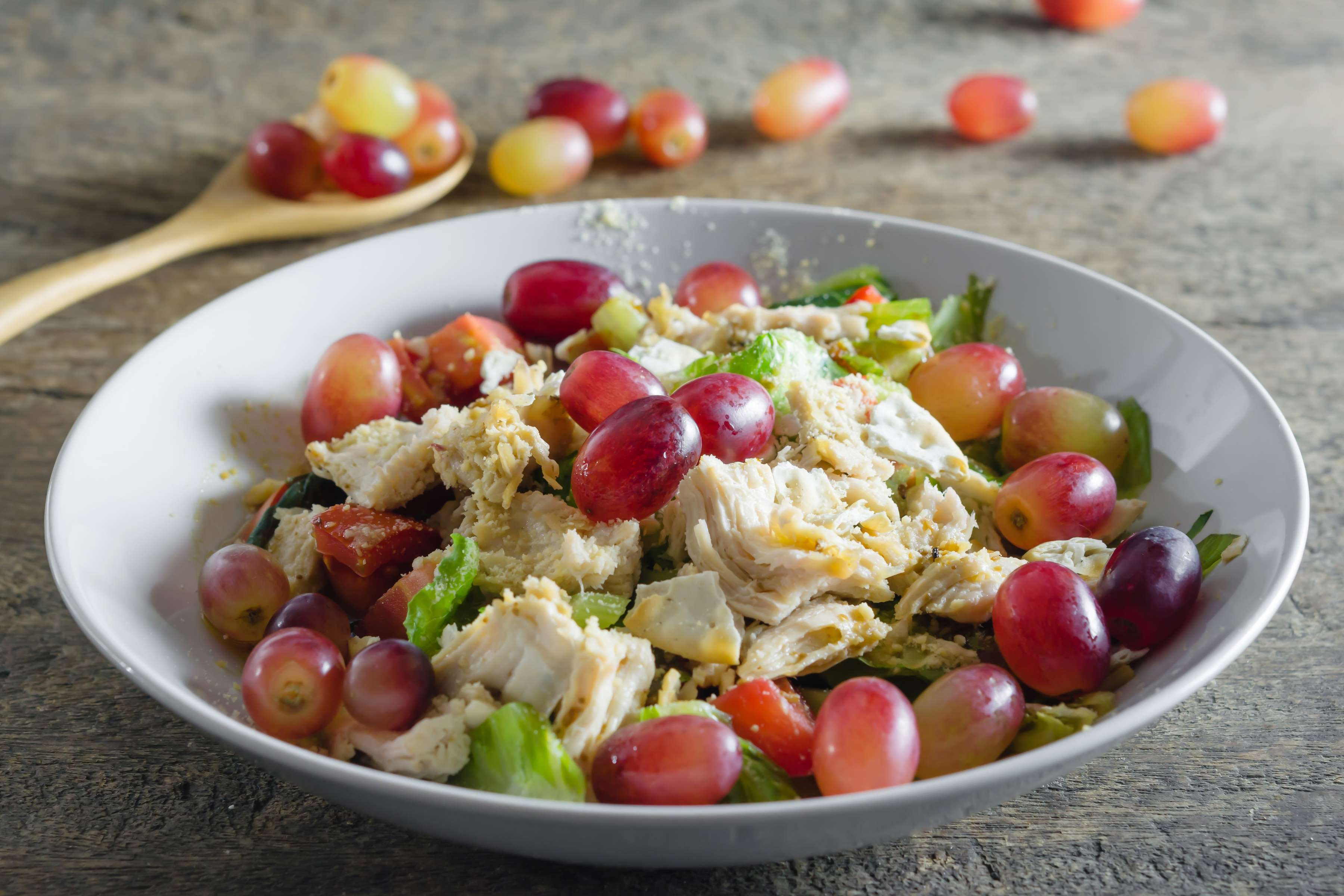 Greek Yogurt Chicken Salad Recipe | CHEFBear.net