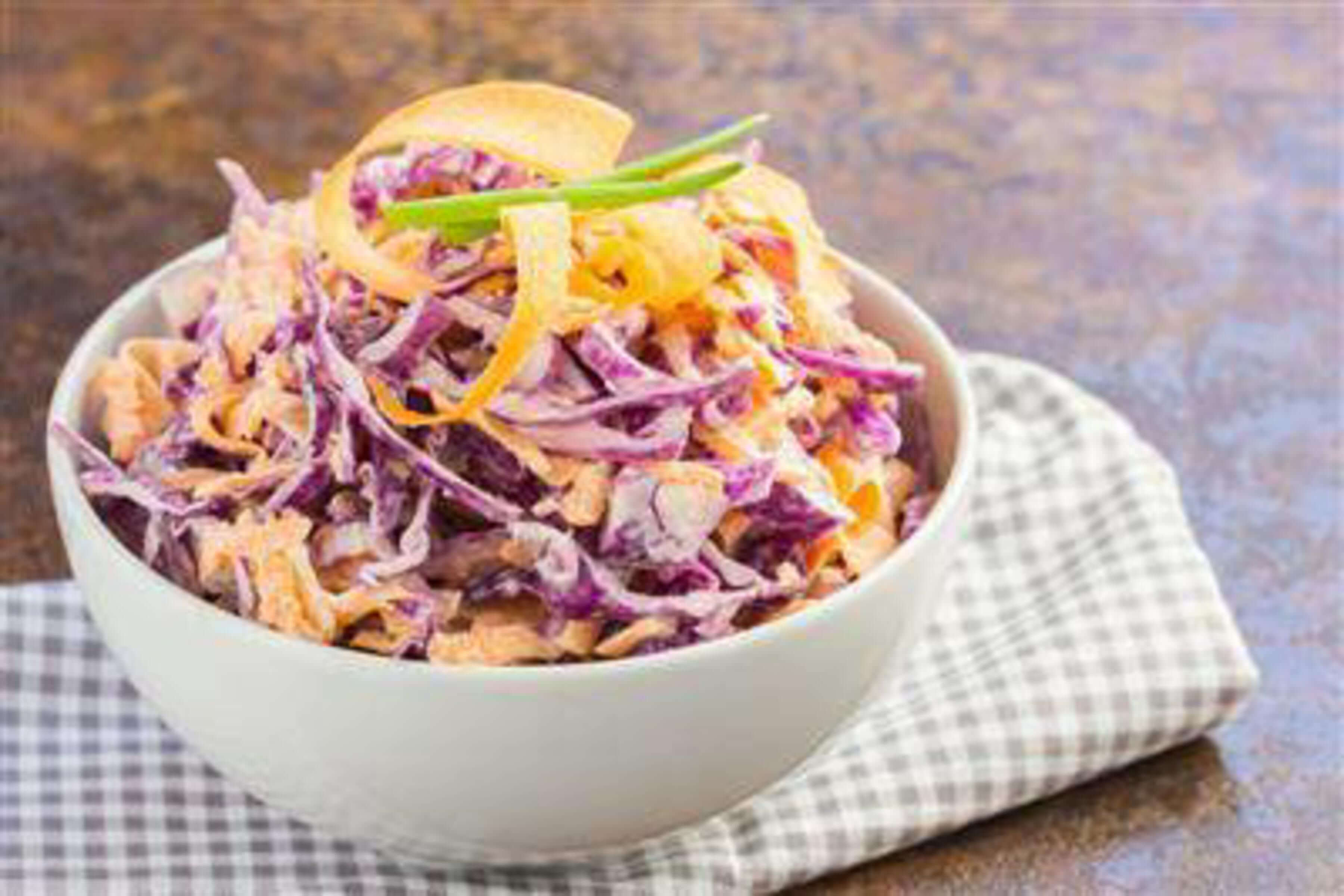 Greek Yogurt Coleslaw Recipe | RecipeSavants.com