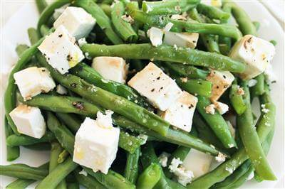Recipe For Green Beans With Feta