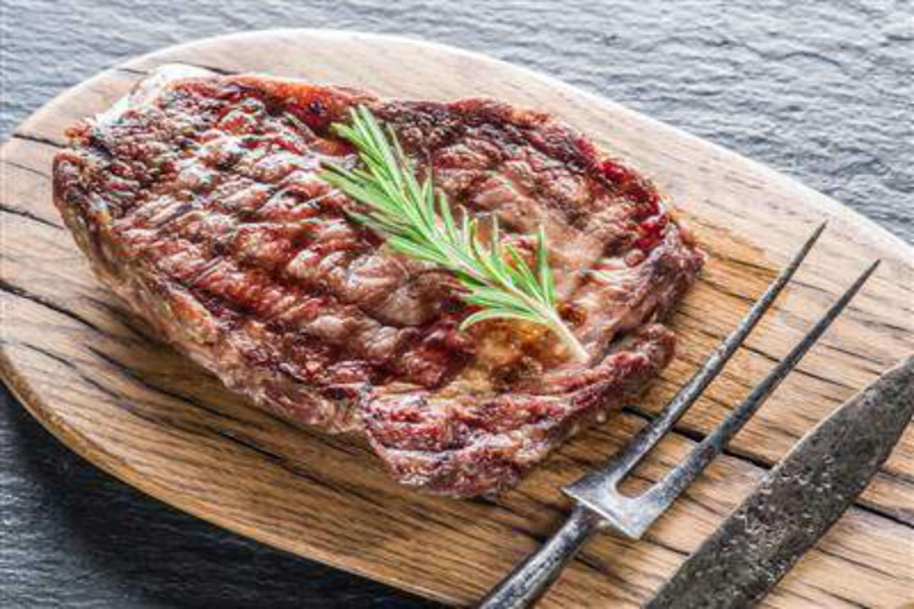 Grilled Ribeye Steak Recipe | RecipeSavants.com