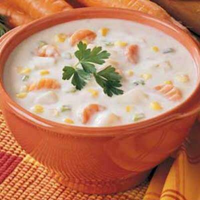 Halibut Chowder Recipe