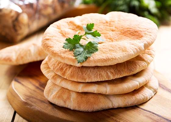 Handmade Pita Bread Recipe