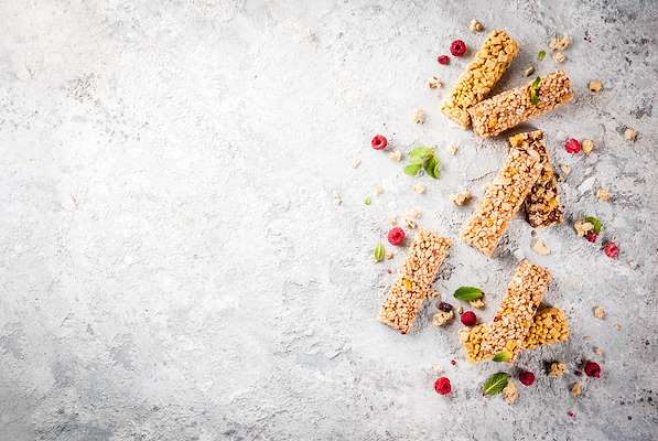 Healthy Oat Bars Recipe