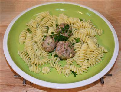 Hearty Sausage With Pasta Recipe