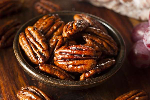 Holiday Pecans Recipe