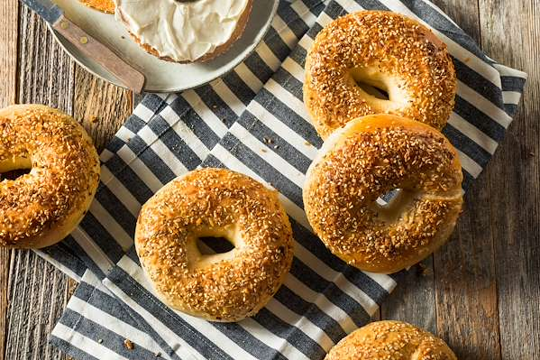 ChefBear Complete Meals - homemade bagels