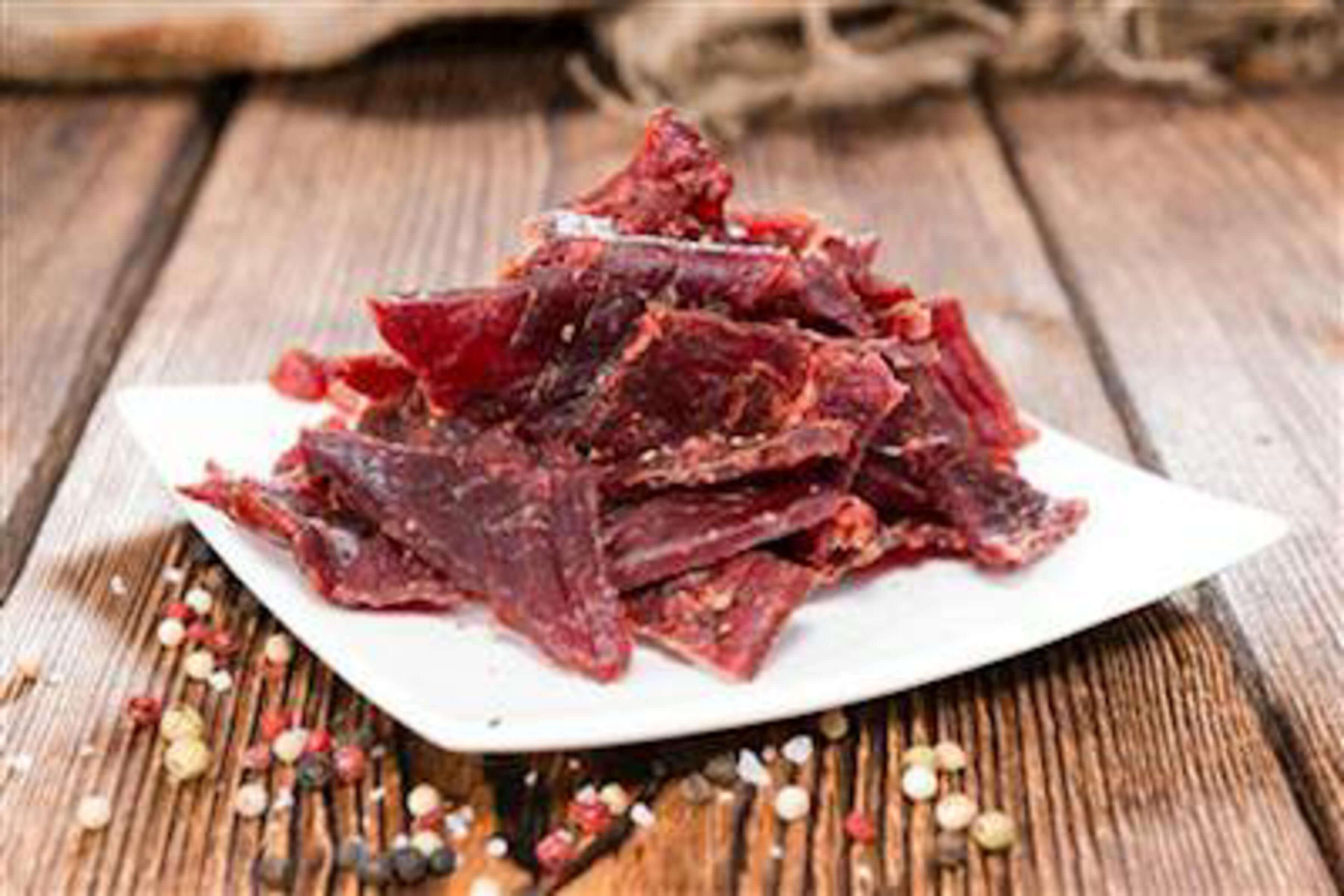 Homemade Beef Jerky Recipe | RecipeSavants.com