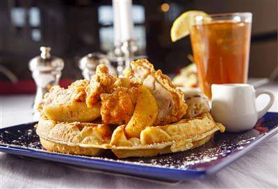 Homemade Chicken & Waffles Recipe