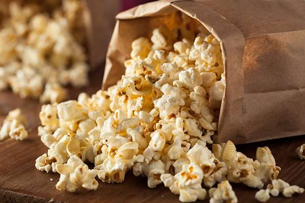 Homemade Kettle Corn Recipe
