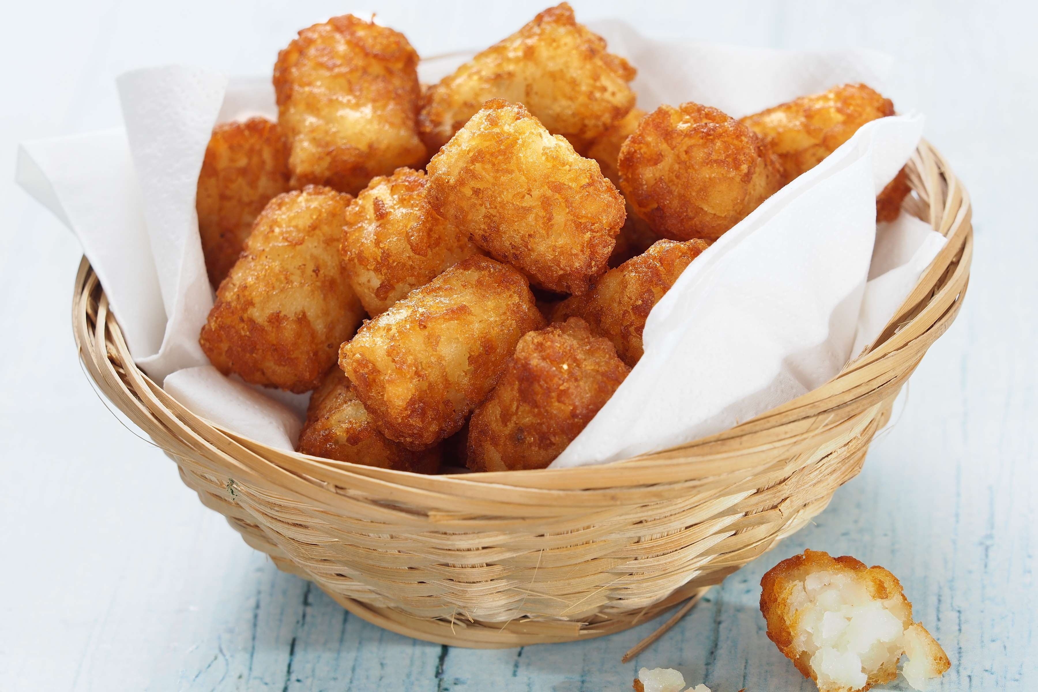 Homemade Tater Tots Recipe | RecipeSavants.com
