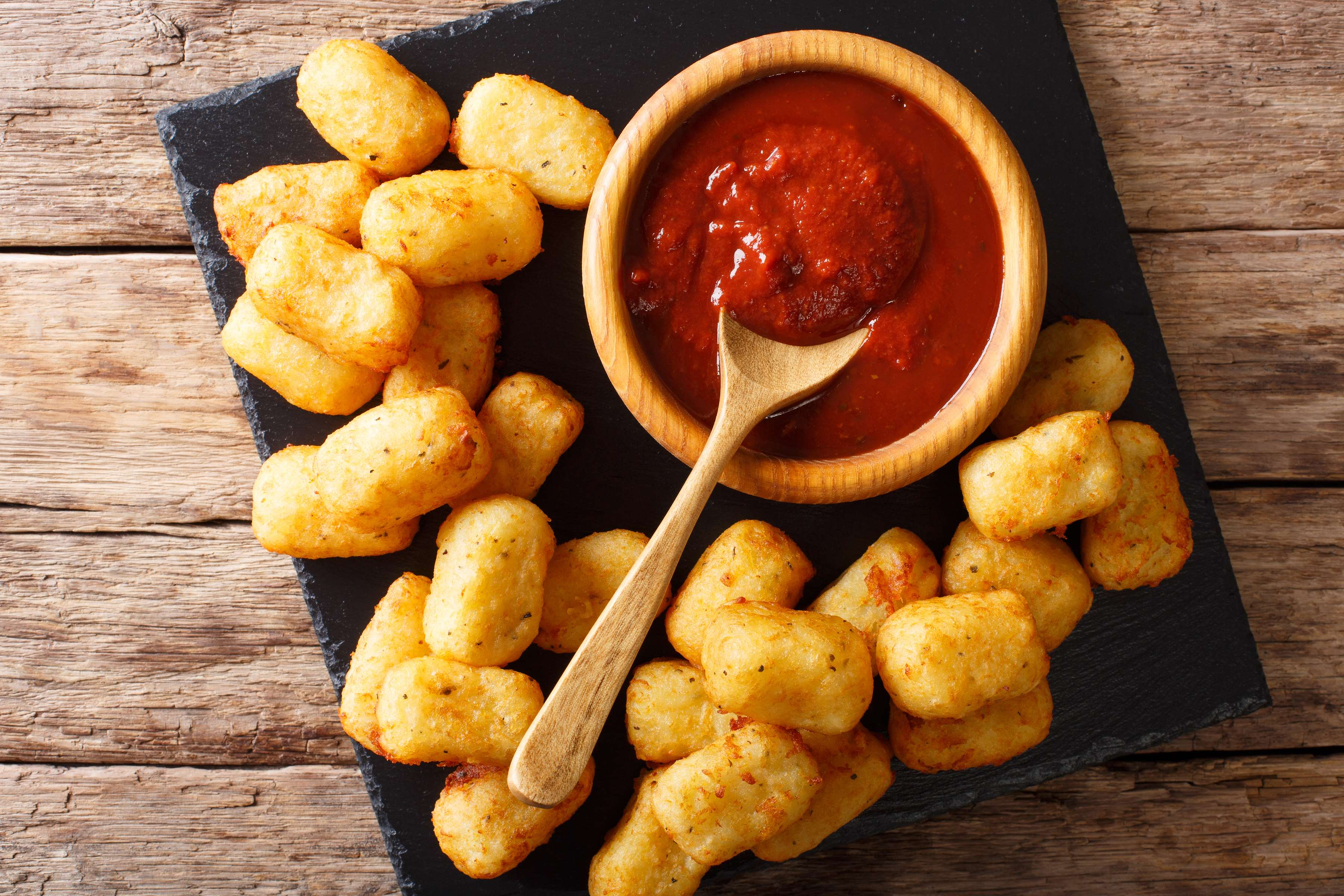 Homemade Tater Puffs Recipe | RecipeSavants.com