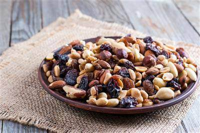 Honey-Cinnamon Nut Mix Recipe