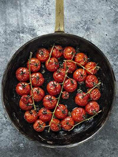 Honey-Roasted Cherry Tomatoes Recipe