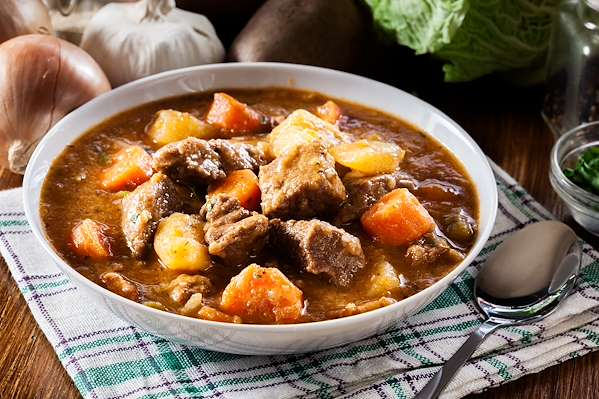 Confident Kitchen Meal Idea - Multicooker Beef Stew