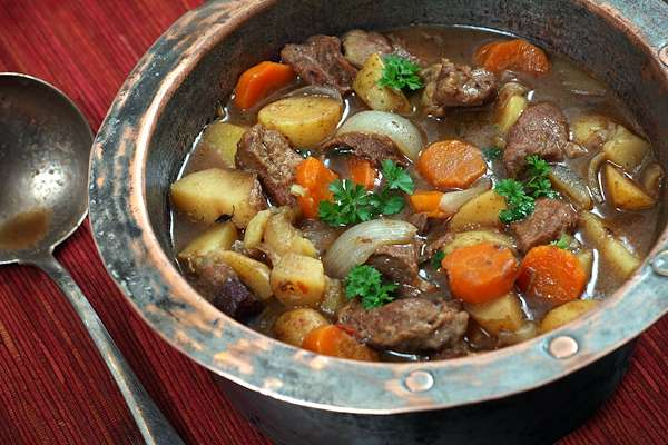 Irish Beef & Guinness Stew Recipe