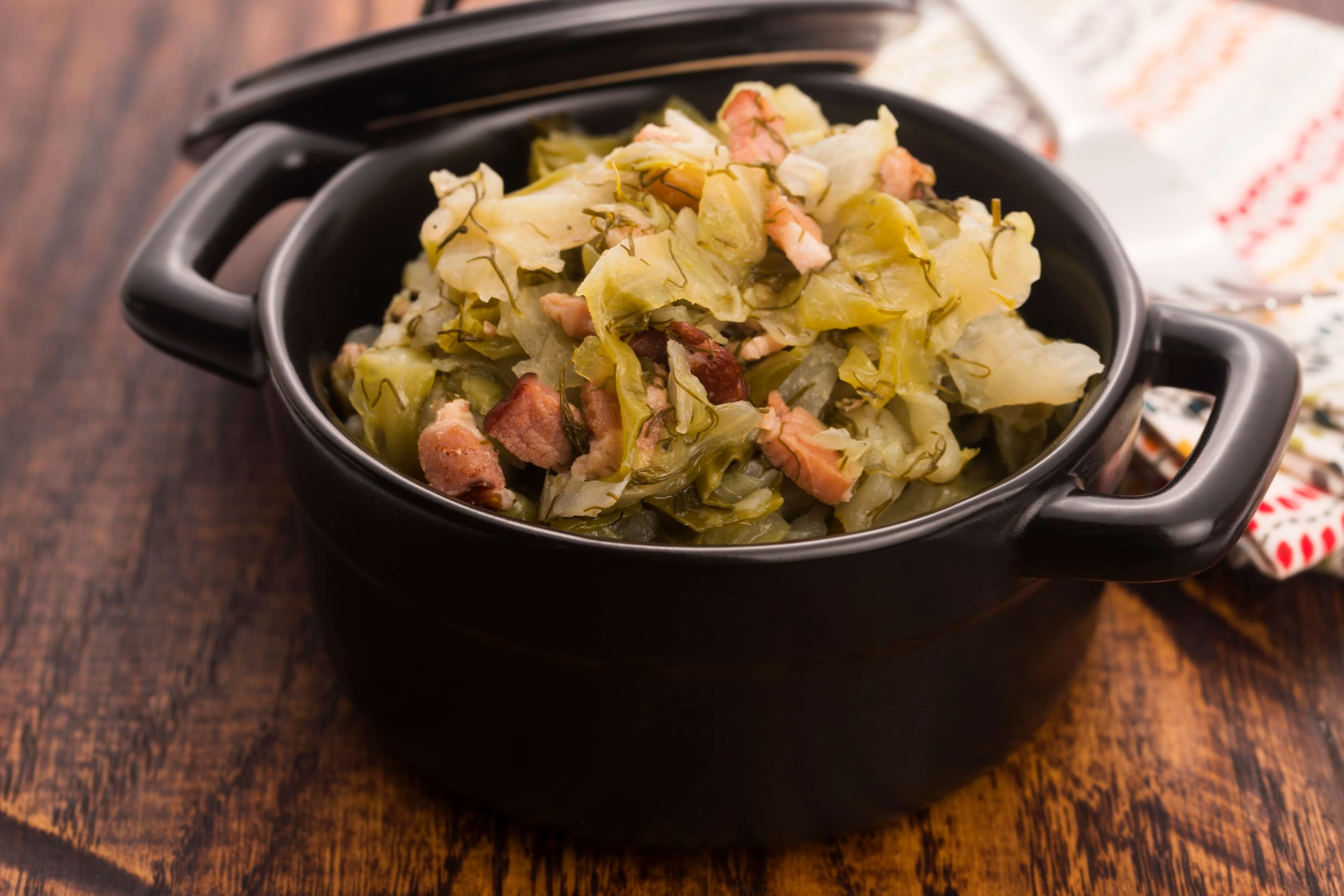 Irish Fried Cabbage Recipe | RecipeSavants.com