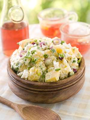 Israeli Potato Salad Recipe
