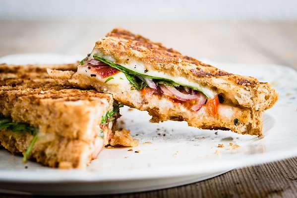 Italian-Style Grilled Cheese Recipe