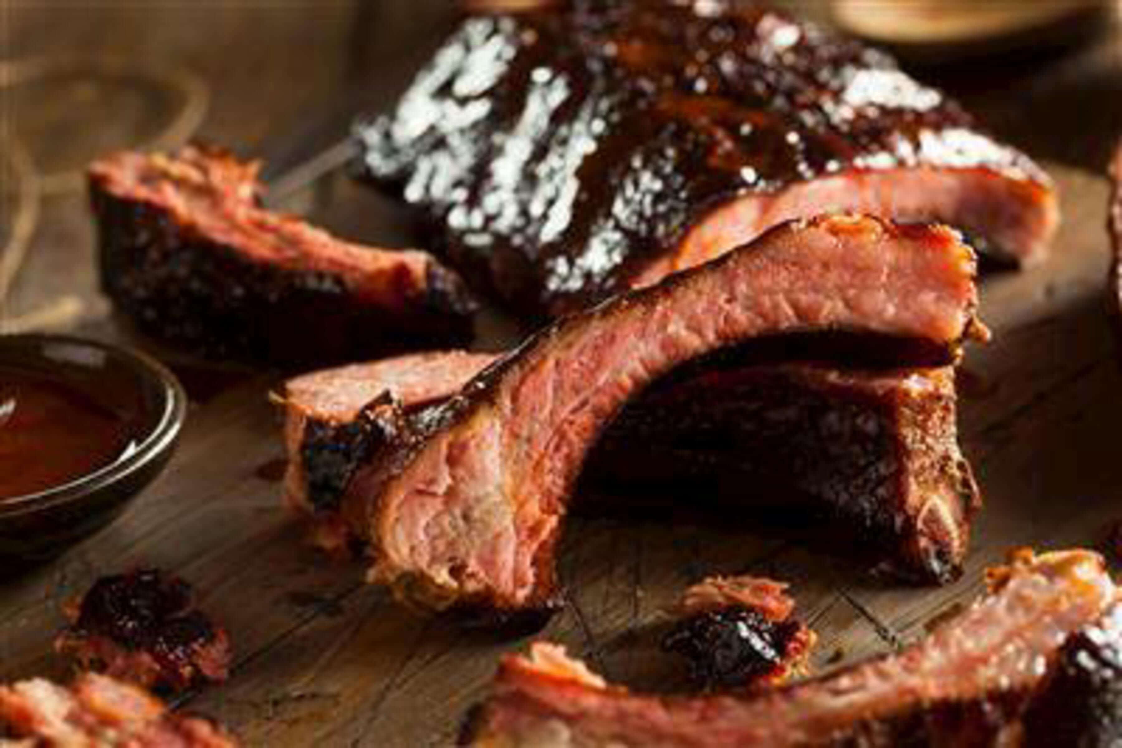Jamaican-Style BBQ Ribs Recipe