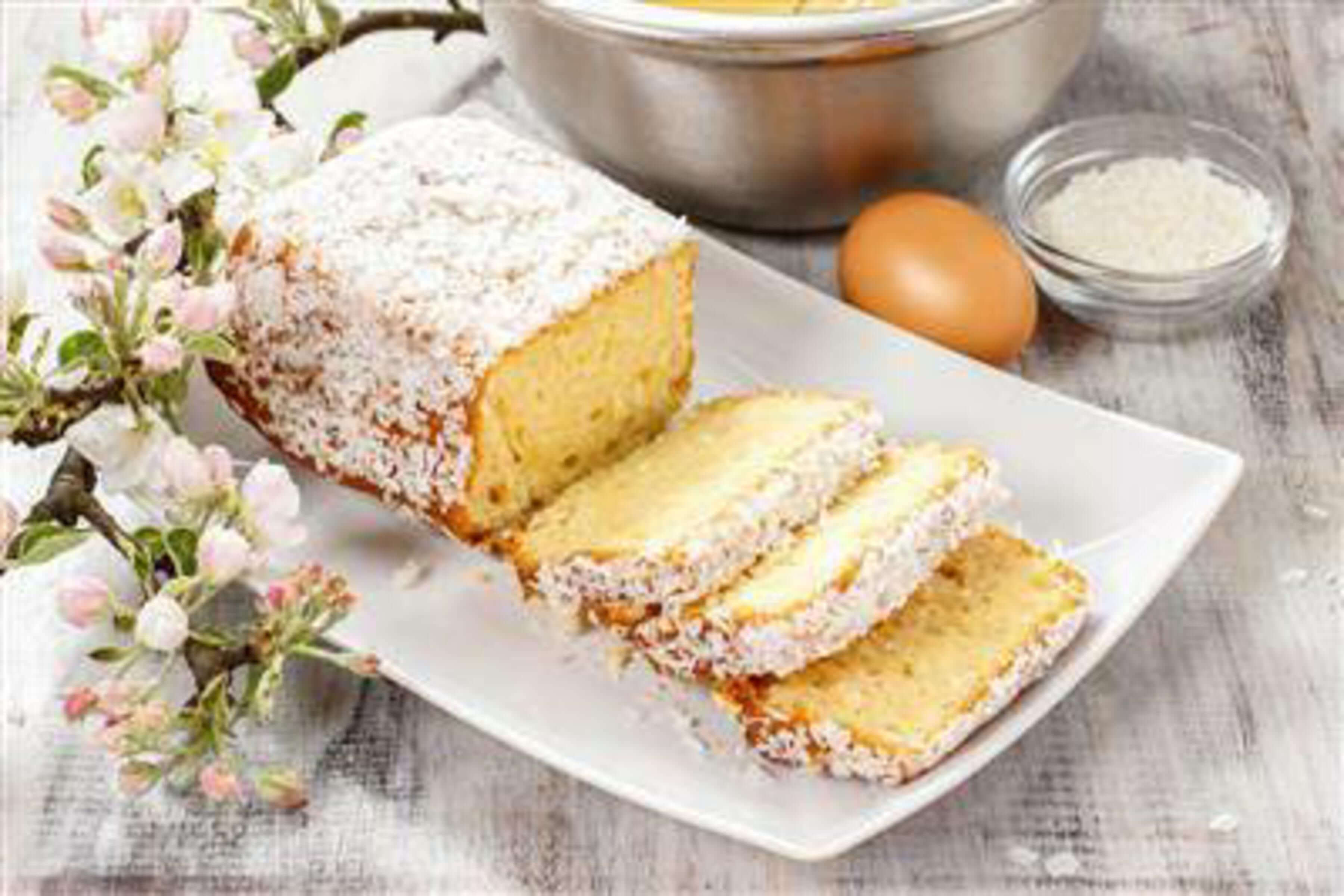 Jamaican Toto- A Traditional Coconut Cake Recipe | RecipeSavants.com