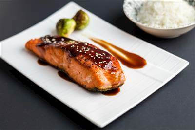Japanese Salmon Teriyaki Recipe