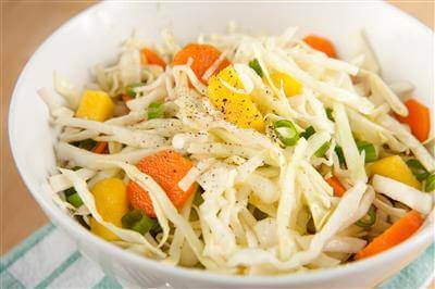 Jerk Cole Slaw Recipe