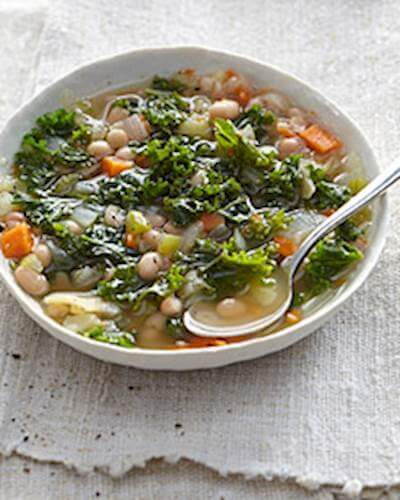 Kale, White Bean & Potato Stew Recipe