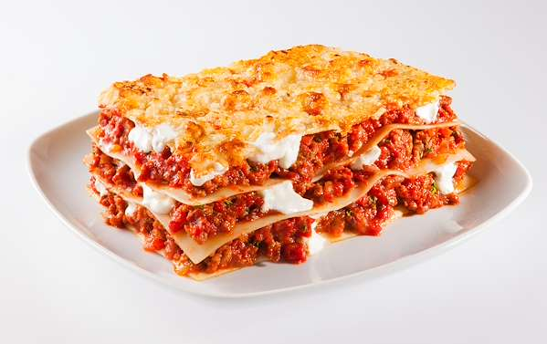 lasagna with bolognese sauce Recipe Of The Day
