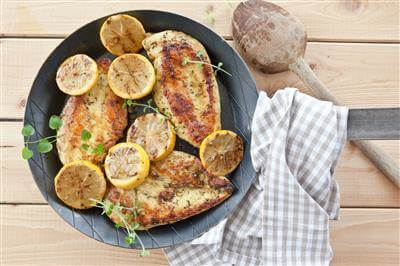 Lemon Chicken Breasts Recipe