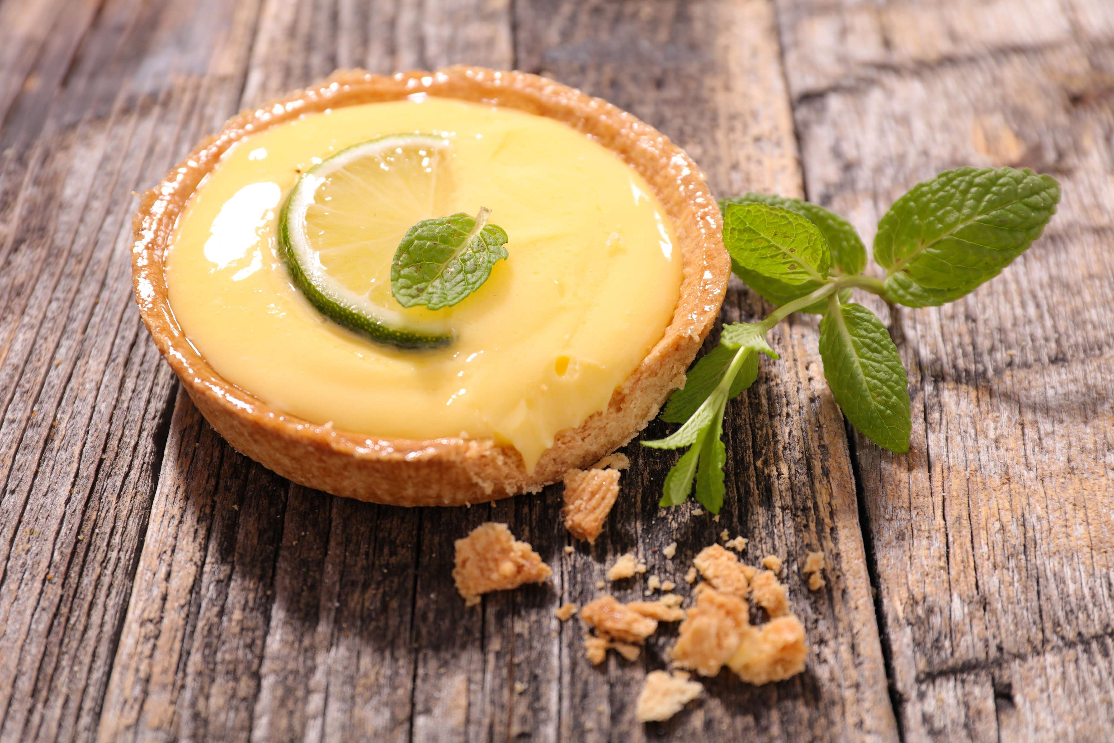 Lemon Tart Recipe | RecipeSavants.com