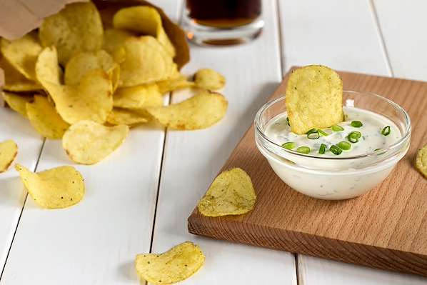 Lime & Cilantro Dip Recipe
