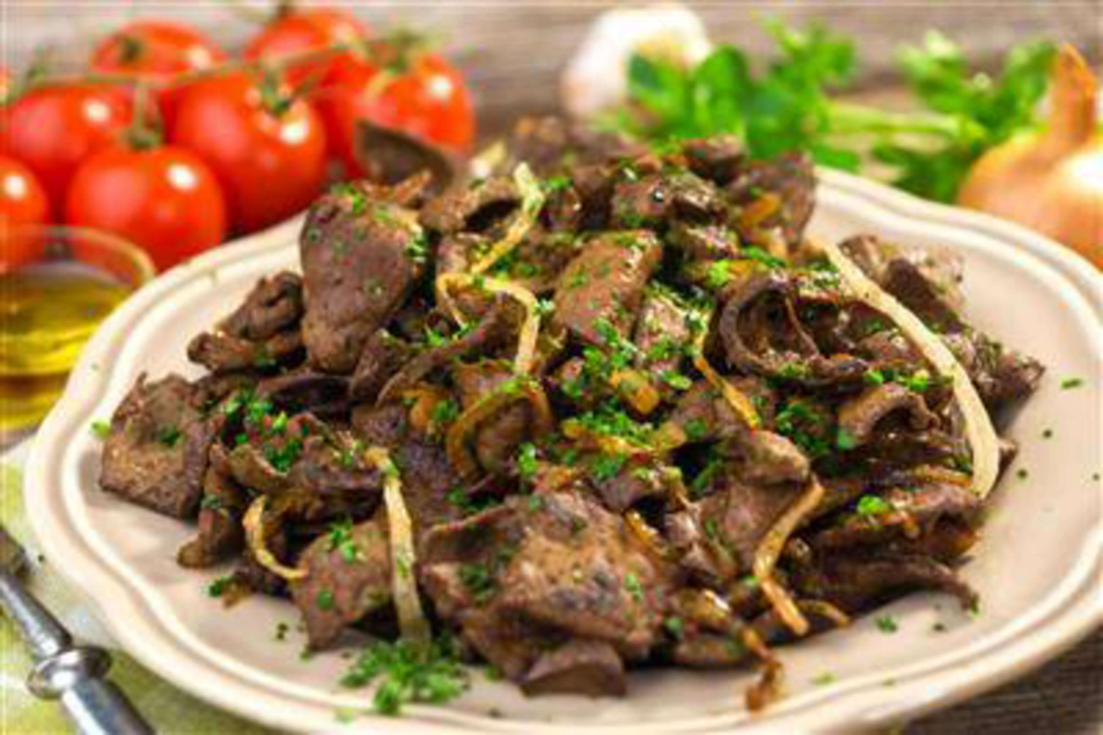 Liver With Onions Recipe | RecipeSavants.com