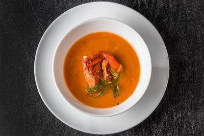 Lobster Bisque Recipe