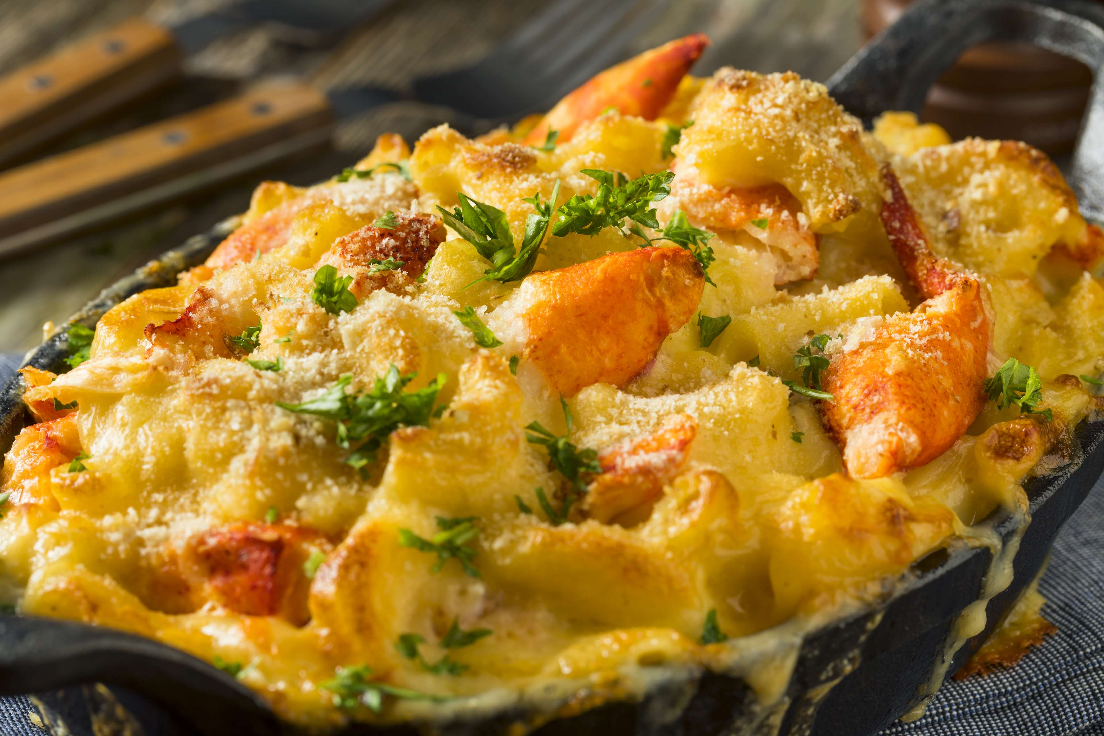 Lobster Mac and Cheese Recipe | CHEFBear.net