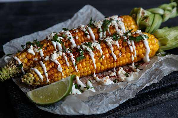 ChefBear Complete Meals - Mexican Corn On The Cob