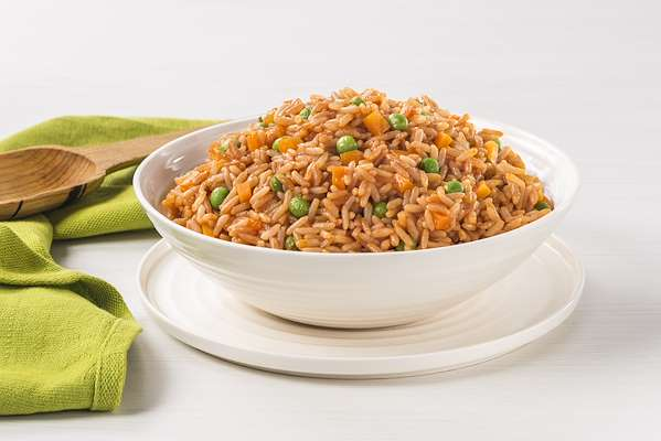 Mexican Rice (Arroz Rojo Mexicano) Recipe