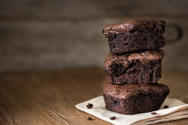 RecipeSavants - Mexican-Style Brownies