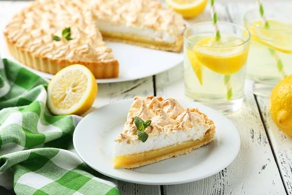 Meyer Lemon Meringue Pie Recipe