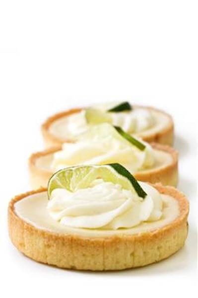Mini Vegan Key Lime Icebox Pies Recipe