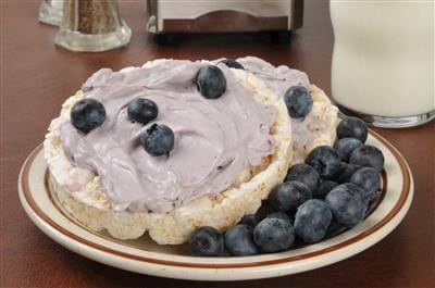 Recipe Savants - Blueberry Schmear