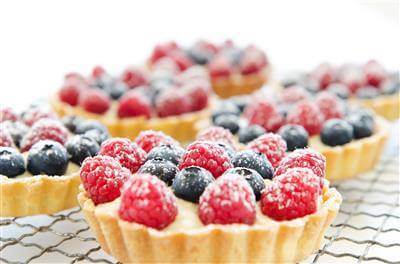RecipeSavants - Mixed Berry Tart